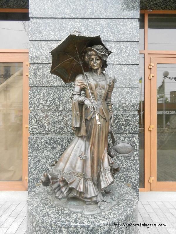 Статуи Винницы