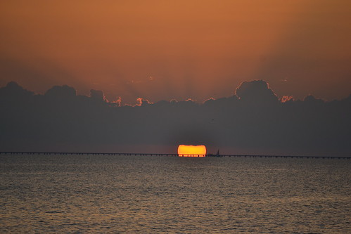 007 Lake Pontchartrain Sunset