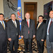 Secretary General Receives President of the Revolutionary Democratic Party (PRD) of Mexico