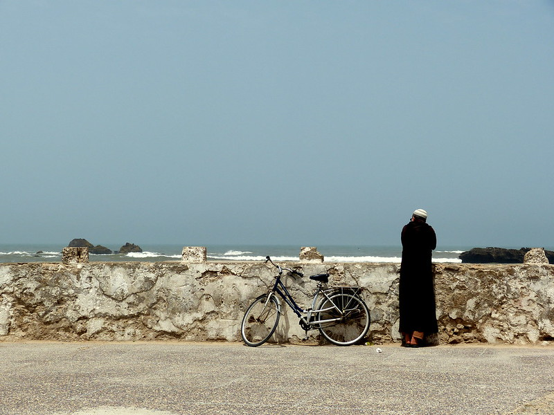 Man in Essaouira