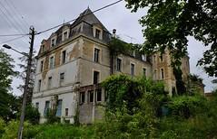 Grand hotel de France et d' Angleterre, Salies de Bearn