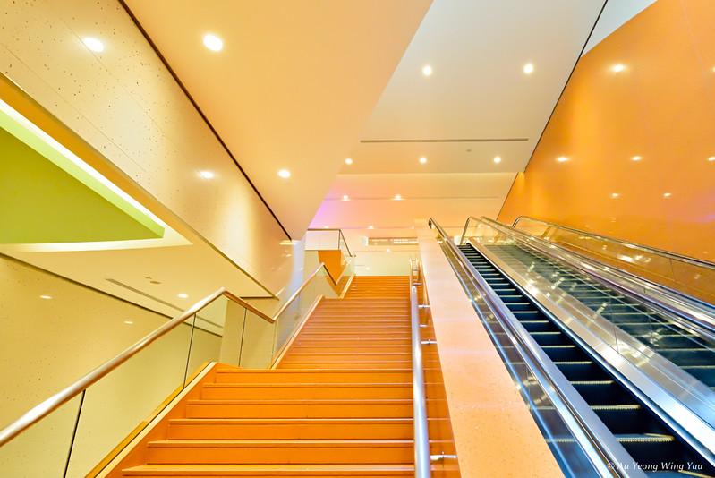 Marina Underground Link - Escalator 2