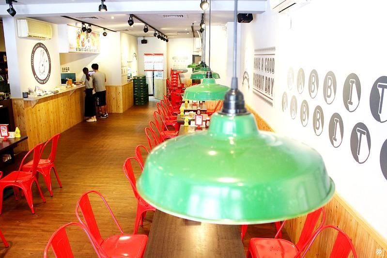 兔子兔子美式餐廳板橋府中店 (6)