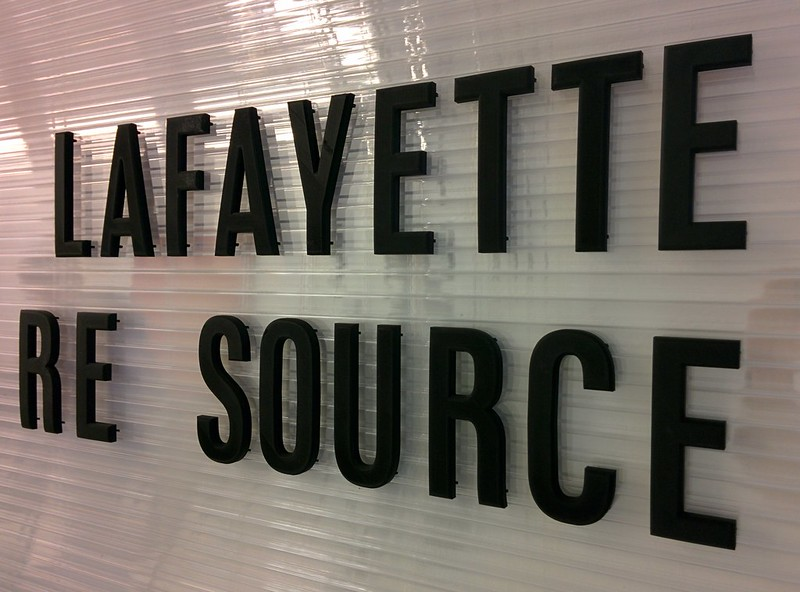 Lafeyette Re-source