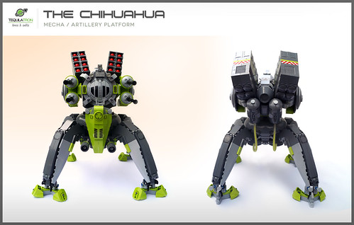 The Chihuahua - DA2 - Front & Back
