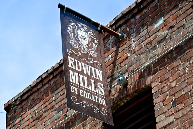 edwin mills sign