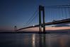 Verrazano Bridge by Globalviewfinder