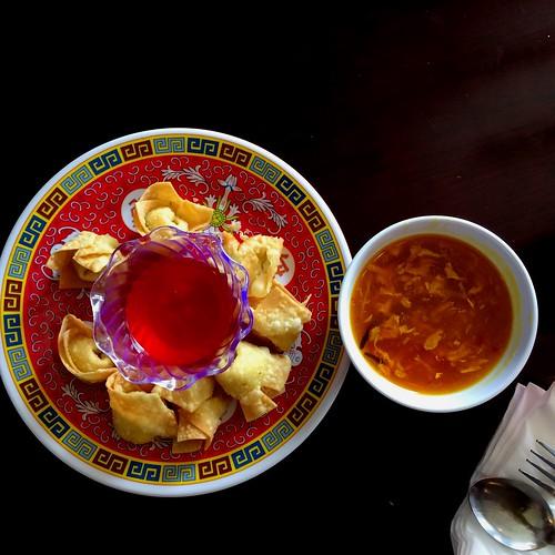 food lunch illinois il eat hotandsoursoup mtvernon crabrangoon aliasiancuisine