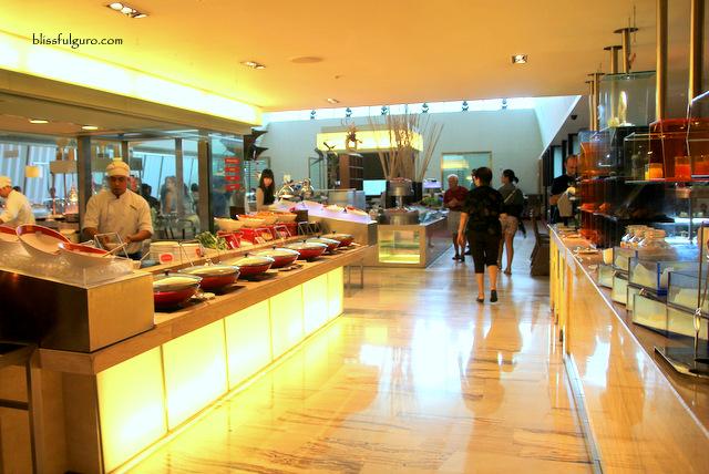 Traders Hotel Kuala Lumpur Malaysia Buffet Breakfast
