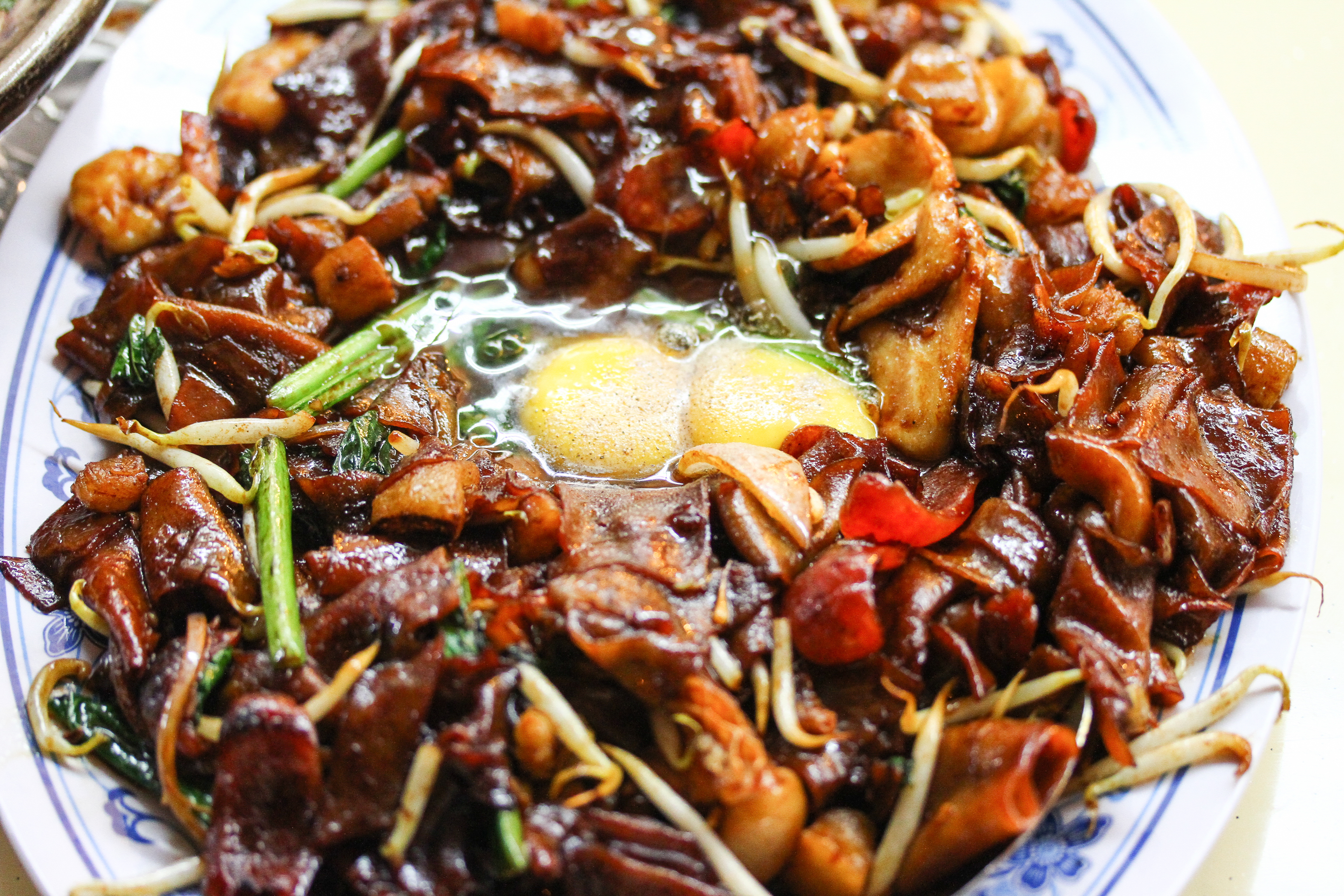 Cheap Places to Eat in Singapore: Keng Eng Kee Seafood