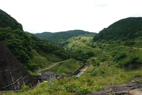 寺山ダム(栃木)