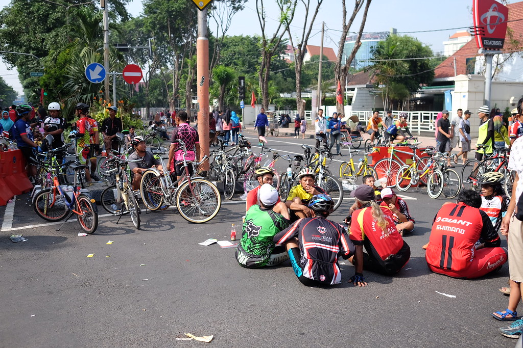 Steet shoot on car free day surabaya #cfd #cfdsurabaya #carfreeday