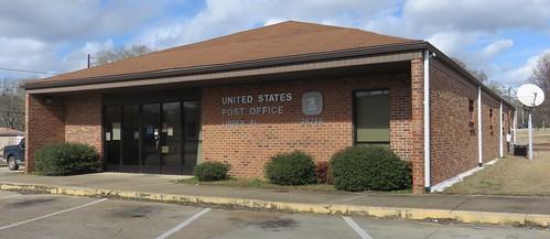 Post Office 36748 (Linden, Alabama)