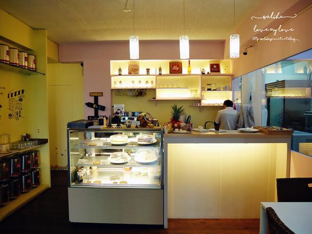 新店碧潭水岸風景區餐廳美食推薦薇甜咖啡甜點下午茶 (15)