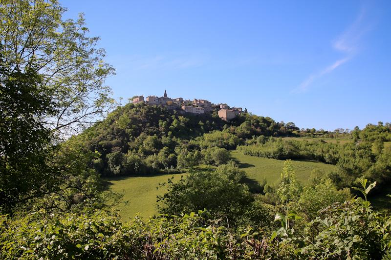 Puycelsi, France