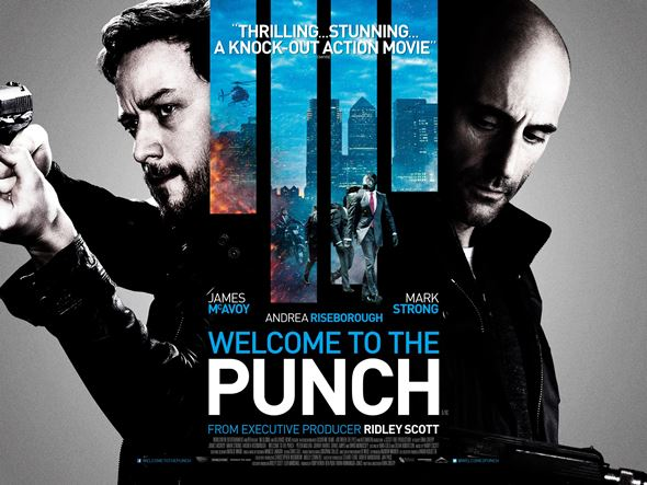 Review: Welcome to the Punch