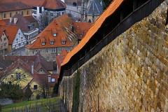 Look down (stairs) - Esslingen Neckar - Stuttgart - Germany