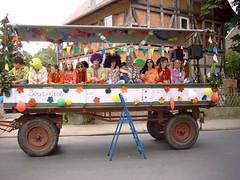 Juli 2004 - Bunter Umzug Schützenfest Abbensen