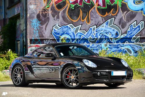 Porsche Cayman S by Alexandre Prévot