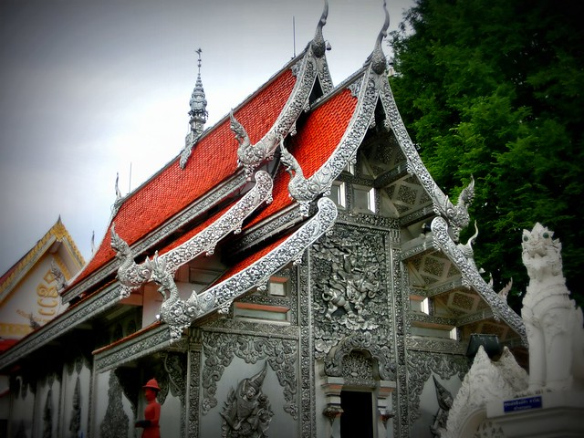 Wat Sri Suphan: The Silver Temple in Chiang Mai