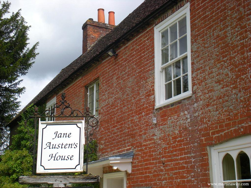 Jane Austen's House.
