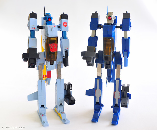 G1 Whirl and Oberon Gazzette