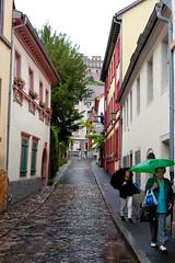 德瑞之旅1-1海德堡(Heidelberg)