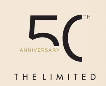 The Limited 50th