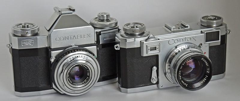 Any love for Ziess Ikon Contaflex? - Rangefinderforum com