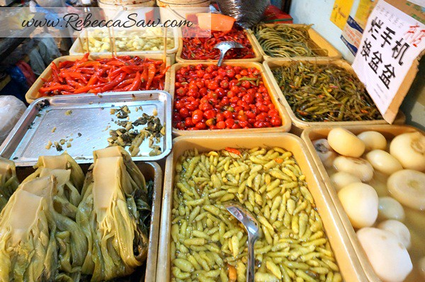 Chengdu - Morning Market-014