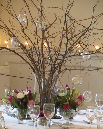 Eco Friendly Wedding Centerpiece Ideas Crystal Water Beads