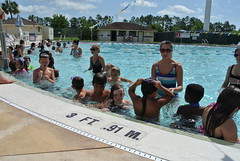 Worlds Largest Swim Lesson 2013
