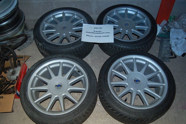 Rare Ronal 17 Quot Bmw E36 Hartge Alloy Wheels For Sale
