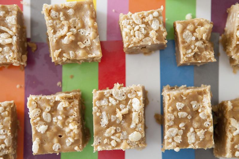 Crispy Peanut Butter FudgeIMG_4410