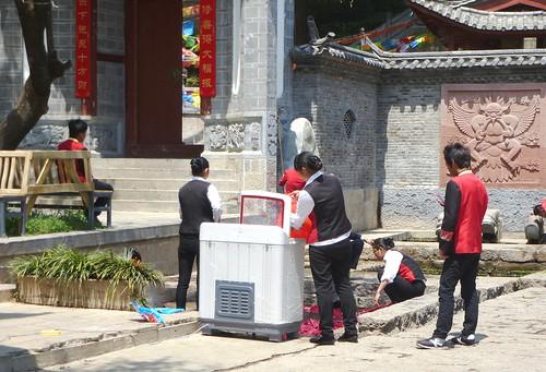 Yunnan13-Lijiang-Temple et Édifices (8)