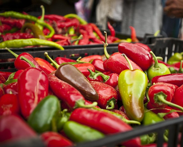 The Chile Pepper Farm Stand. Photo by Michael Ratliff.