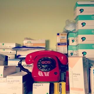 SOS SOS SOS medicamentos para todas