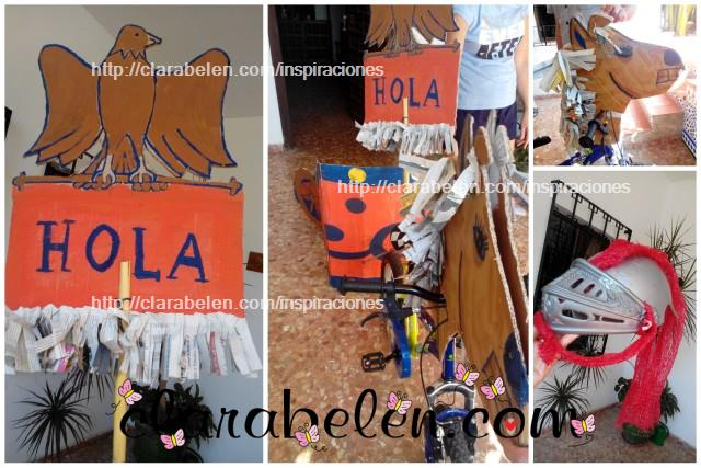 Manualidades y tendencias carnaval tutoriales de disfraces - Diy fa r oma ...