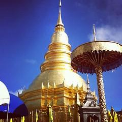 วัดพระธาตุหริภุญชัย (Hariphunchai Temple)
