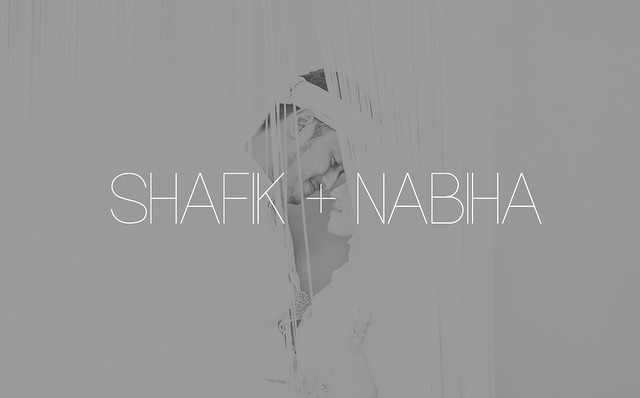 Shafik + Nabiha