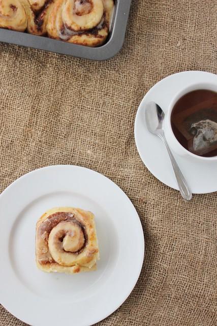 Cinnamon Pinwheel Buns