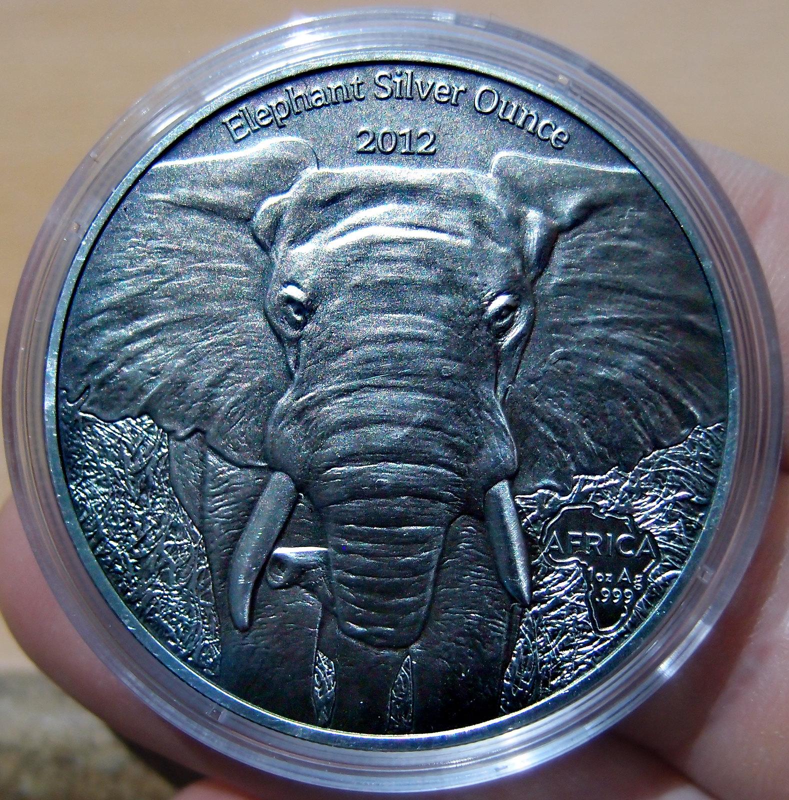 African Silver Ounce Serie  10025258456_c8b498d8a6_h