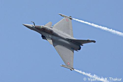 Rafale at Aero India 2013
