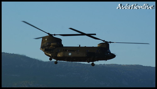 Army Aviation CH-47D Demo