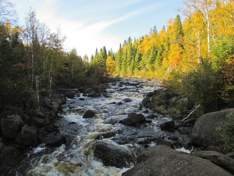 Poplar River near Lutsen