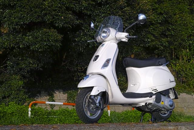 20131007_01_Piaggio Vespa LX125 3V