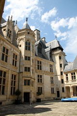 Palais Jacques Coeur in Bourges