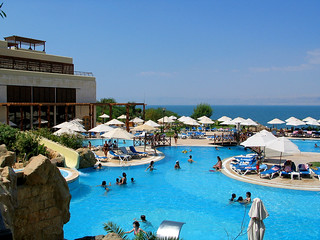 Hotel Marriott, Dead Sea, Jordan