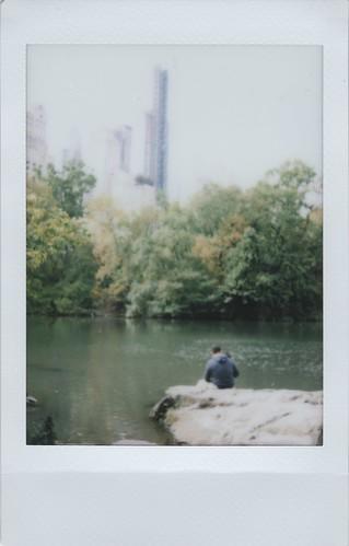 Elliot's 1st Trip to the City - Central Park