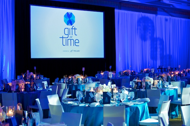 Canuck Place Gift of Time Gala 2013